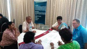 Strategic Planning workshop at Tanoa Plaza